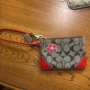 Mini coach bag, great for going out!
